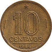 10 Centavos -  reverse