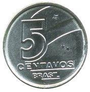 5 Centavos (Fisherman) -  obverse