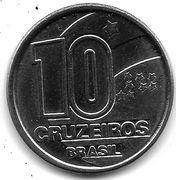 10 Cruzeiros -  reverse