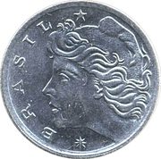 5 Centavos (FAO) -  obverse