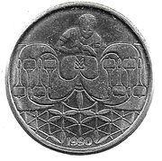 50 Centavos (Rendeira) -  reverse