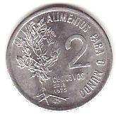 2 Centavos (FAO) – reverse