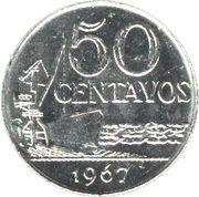 50 Centavos -  reverse