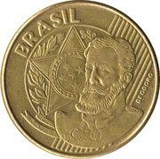 25 Centavos - Deodoro da Fonseca -  obverse