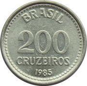 200 Cruzeiros -  reverse