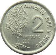 2 Centavos (FAO) -  reverse