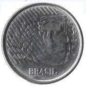 25 Centavos (Mule Coin) -  reverse