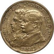 500 Réis (Independence Centennial) -  obverse