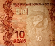 10 Reais (2nd family) -  obverse