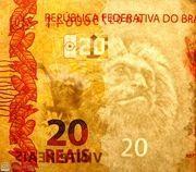 20 Reais (2nd family) -  obverse