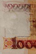 10 Cruzados Novos (overprint on 10 000 Cruzados i.e. P# 215) -  obverse
