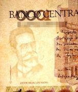 1 Cruzado Novo (overprint on 1 000 Cruzados i.e. P# 213) -  obverse