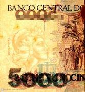 5 000 Cruzeiros (3rd edition) -  obverse