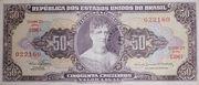 5 Centavos (overprint on 50 Cruzeiros i.e. P# 179) -  obverse