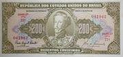 200 Cruzeiros (1st edition; 2nd print) -  obverse