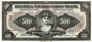 500 Mil Réis (Caixa de Estabilização; 1st print) – obverse