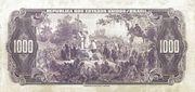 1 Conto de Réis (Caixa de Estabilização; 1st print) – reverse