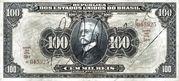 100 Mil Réis (Thesouro Nacional; 16th print) -  obverse