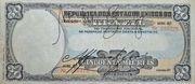 50 Mil Réis (Thesouro Nacional; 13th print) -  obverse