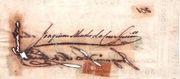 50 Mil Réis (Thesouro Nacional; Copper exchange note) -  reverse