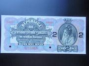 2 Mil Réis (Thesouro Nacional; 9th print) -  obverse