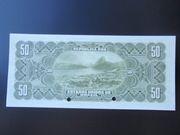 50 Mil Réis (Tesouro Nacional; 11ª Estampa) (1908) -  reverse