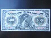 500 Mil Réis (Tesouro Nacional; 10ª Estampa) (1911) -  obverse