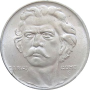 300 Réis (Carlos Gomes) -  reverse