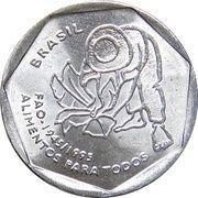 25 Centavos (FAO) – obverse
