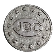 Game Token - Consigames - JBC – reverse