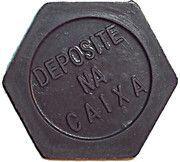 Token - Empr. Transp. Braso Lisboa Lda. (474) -  reverse