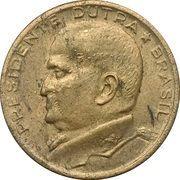50 Centavos (Eurico Gaspar Dutra) -  obverse