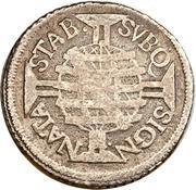 160 Réis - Pedro II – reverse