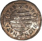 320 Réis - Pedro II – reverse