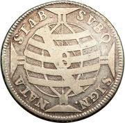 320 Réis - José I – reverse