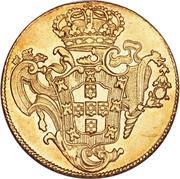 6400 Réis - José I – reverse