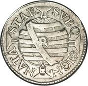 75 Réis - José I – reverse