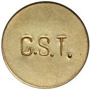 500 Réis (Colonia Santa Teresa; Leprosarium Coinage) – reverse