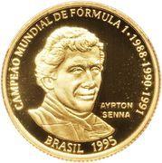 20 Reais (Ayrton Senna) -  obverse