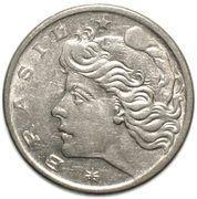 10 Centavos (magnetic) -  obverse