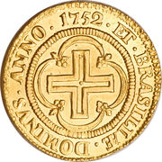 4000 Réis - José I – reverse