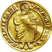 1 Ducat - Balthasar von Promnitz – reverse