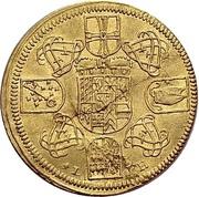 1 Ducat - Franz Ludwig von der Pfalz und zu Neuburg – reverse