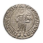 1 Groshen - Mátyás Hunyadi – reverse