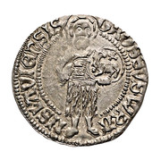 Garas - Mátyás Hunyadi (1458-1490) – reverse