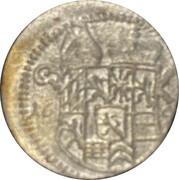 1 Gröschel - Franz Ludwig von Pfalz-Neuburg – obverse