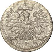 1 Gröschel - Franz Ludwig von Pfalz-Neuburg – reverse