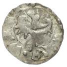 Heller - Karl IV von Luxemburg – reverse