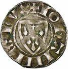 1 Denier - Jean III – obverse