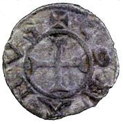 Denier - Conan IV - Duc de Bretagne – reverse